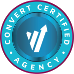 Convert Experiences Certified Agency Badge